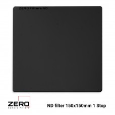 ND Filter 1 Stop 150x150mm ND0.3 2x Zero Camera Filters