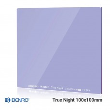 True Night Filter 100x100mm Master Glass Benro